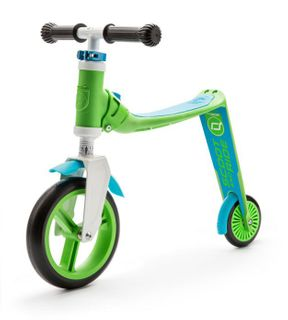 Scoot and Ride Highwaybaby blue/red – Bild 4