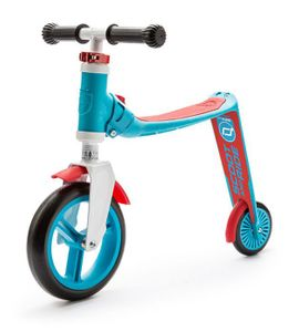 Scoot and Ride Highwaybaby blue/red