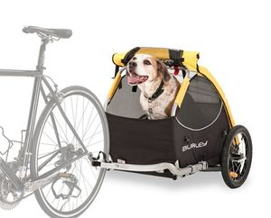 Burley Tail Wagon Dog Bike Trailer – Image 6
