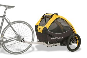 Burley Tail Wagon Dog Bike Trailer – Image 1