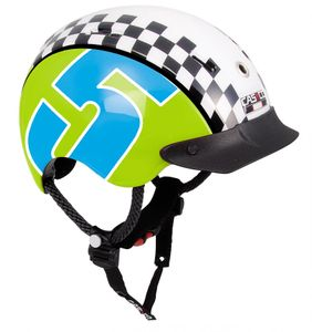 CASCO Mini-Generation Racer 5 - Kinderfahrradhelm 001