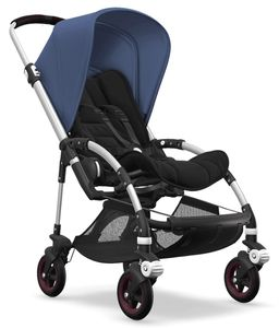 Bugaboo Bee5 Kinderwagen Core Collection Gestell Alu – Bild 4
