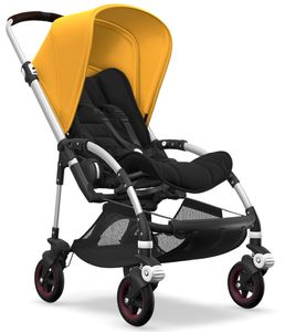 Bugaboo Bee5 Kinderwagen Core Collection Gestell Alu – Bild 12