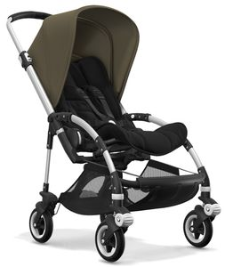 Bugaboo Bee5 Kinderwagen Core Collection Gestell Alu – Bild 9
