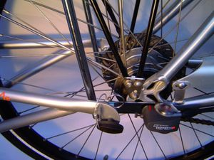 FollowMe Tandemkupplung Adapter Sram...