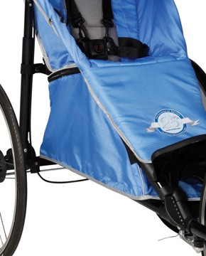 Baby Jogger Staufach für Performance 25th – Image